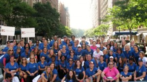 2014 HB Cares Race for the Cure NYC